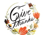 Oh Give Thanks!